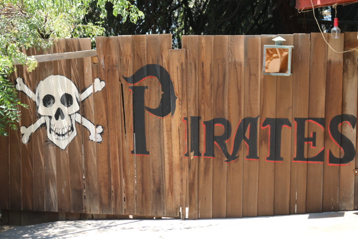 The Pirates are Back!