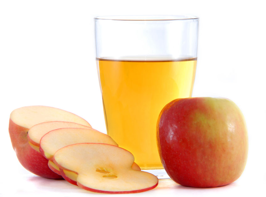 First Apple Cider of the Season!