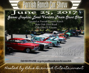 Car Show Parrish Pioneer Ranch - Car show trophy categories