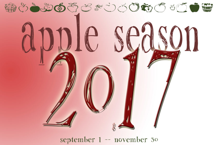 First Apples of Season 2017